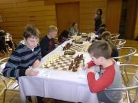 1. Grmovšek - L. Koštić; 2.Cerovečki - Šerbetar, 3.Stužić - J. Koštić; 4.Lončar - Rajn