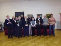 Nagrađeni klubovi i pojedinci