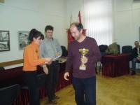 Krapinski brzopotezni turnir, prosinac 2006.