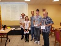 Miro Pandurević, Ema Žegrec, Ozren Biti, Marko Novosel i Marijan Krištović