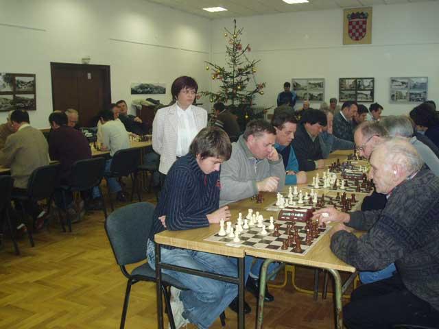 Tradicionalni brzopotezni turnir, prosinac 2006.